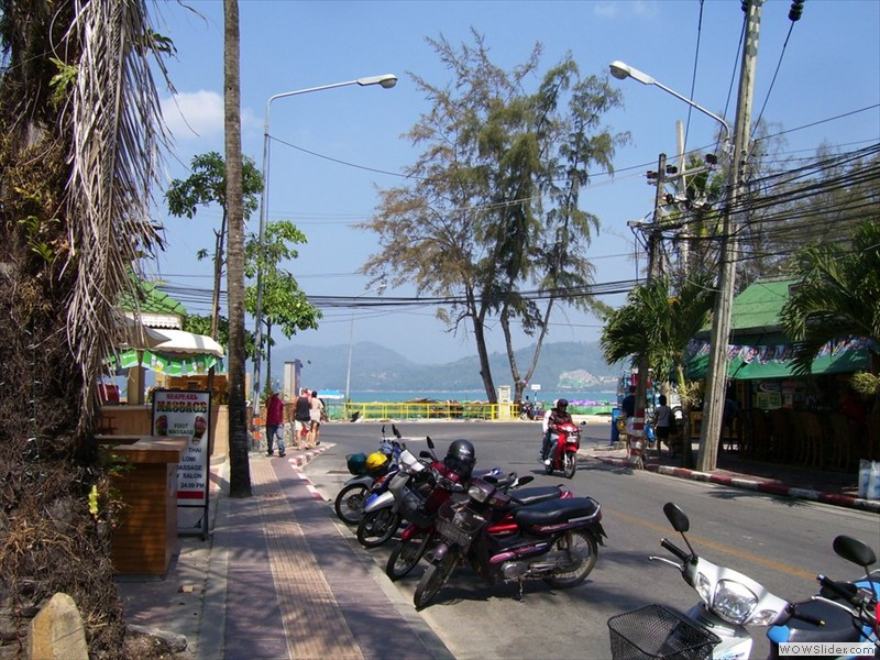 street scene - phuket, Thailand